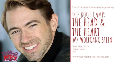 DIF BOOT CAMP: The Head & The Heart