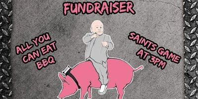 1/2 Way to Hogs Fundraiser - Saints / Seahawks Game