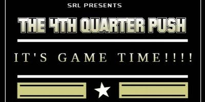 SRL's Annual Fourth Quarter Push 2019