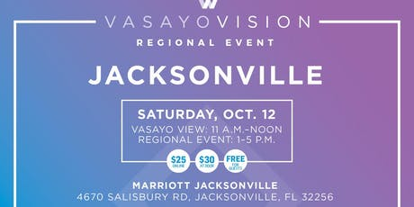 Vasayo Vision Regional  Event tickets