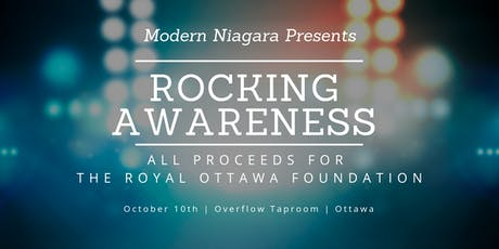 Rocking Awareness - Battle of the Bands (19+) tickets