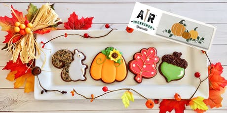 Fall Cookie Decorating Party and AR Workshop Mini Make-and-Take Project  - Nashville tickets