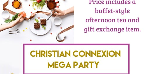 12 OCT: (50% OFF) CHRISTIAN CONNEXION MEGA PARTY (基督信徒联系大型派对)