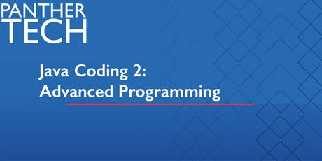 Java Coding 2: Advanced Programming - Atlanta - Classroom South - Room 403/405 tickets