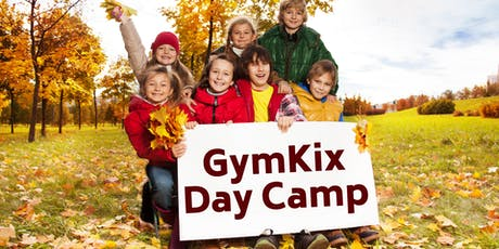 GymKix Day Camp | CCISD | November 4th tickets