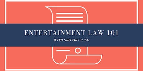 Entertainment Law 101 tickets