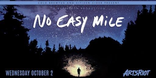 'No Easy Mile' Film Screening