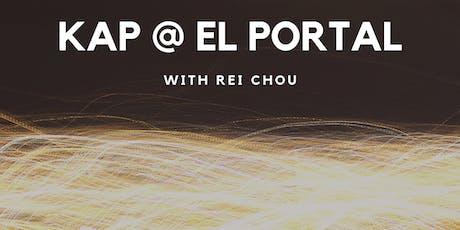 KAP w/REI CHOU tickets