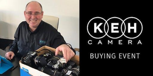 KEH Camera at Denver Pro Photo- Buying Event
