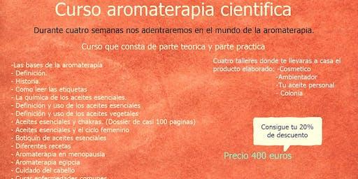 Curso Aromaterapia Científica