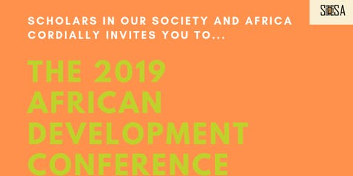 Cornell African Development Conference 2019