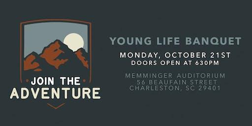 Charleston Young Life Fundraising Banquet