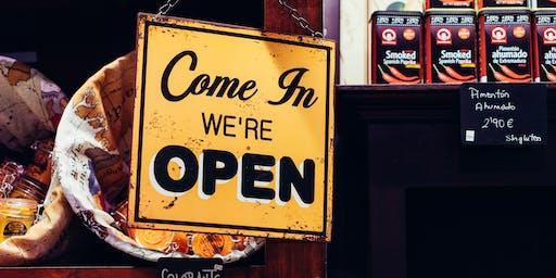 Start Your Own Business Seminar