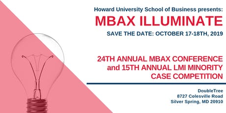 Howard University MBA Exclusive Career Conference & Case Competition tickets