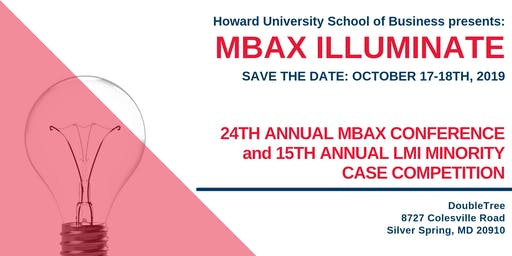 Howard University MBA Exclusive Career Conference & Case Competition