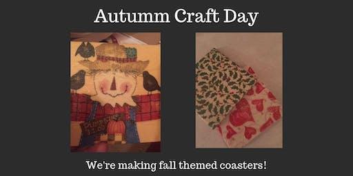 Autumn Craft Day