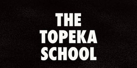 The Topeka School: Ben Lerner and Sally Rooney in Conversation tickets