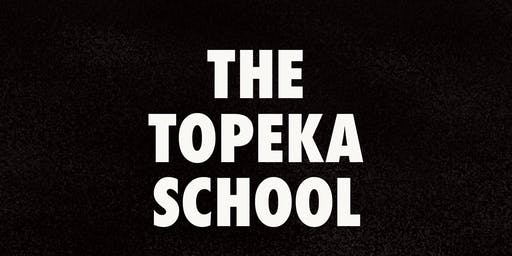 The Topeka School: Ben Lerner and Sally Rooney in Conversation
