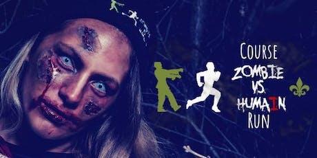 Course Zombie vs Humain Run tickets
