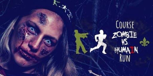 Course Zombie vs Humain Run