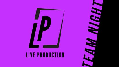 Live Production Team Night tickets