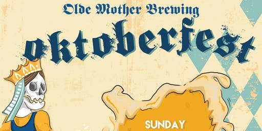 Olde Mother Brewing Oktoberfest