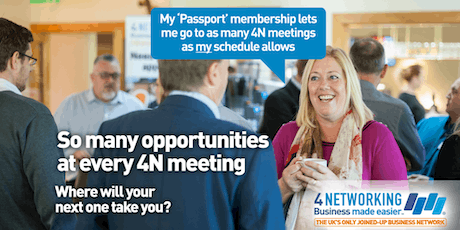 Lunch Networking in Potterspury tickets