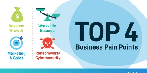 Ransomware..... Don't let your business be a victim.