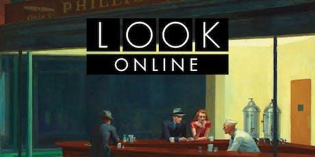 LOOK Online - Inglés para artistas visuales, curadores e historiadores del arte. entradas