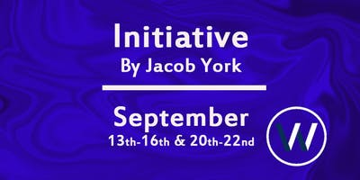 Initiative by Jacob York