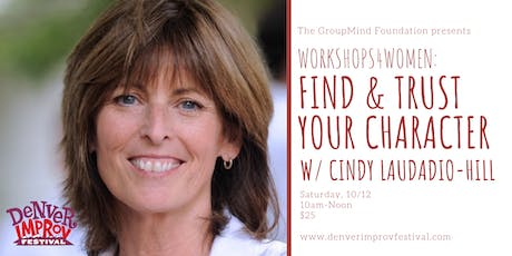 Workshops4Women: Find & Trust Your Character tickets