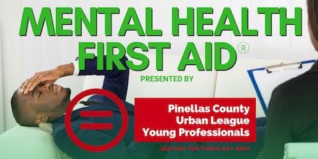Mental Health First-Aid tickets