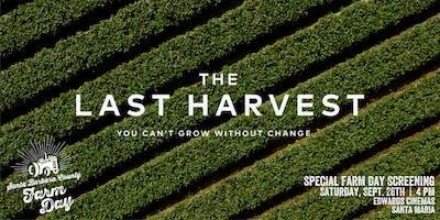 Farm Day Screening - The Last Harvest