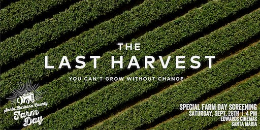 Farm Day Screening - The Last Harvest