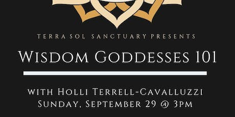 Wisdom Goddesses 101 tickets