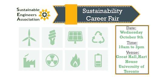 SEA 2019 Sustainability Career Fair