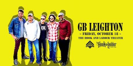 GB Leighton tickets