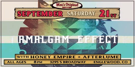 Amalgam Effect at Moe's Original BBQ Englewood tickets