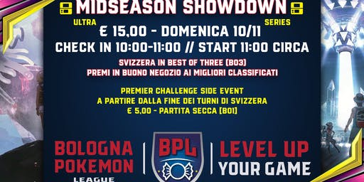 BPL [Ultra Series] Midseason Showdown - London Calling!
