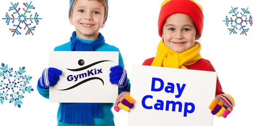 GymKix Day Camp | LISD | December 19th