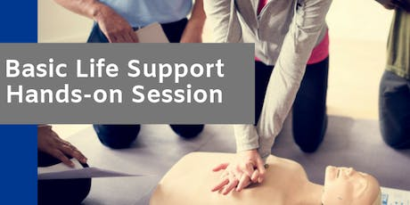 November 14 Basic Life Support Hands-On Session Tickets, Thu