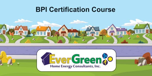 BPI Certification Training Course - Pre-Registration Murphysboro, IL