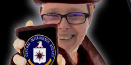 Judy Stutz - Drinking with the CIA tickets