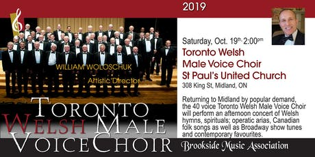 Toronto Welsh Male Voice Choir tickets