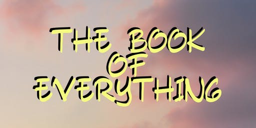 Lewisville Theatre - The Book of Everything by Richard Tulloch 01.31