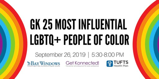 Get Konnected! 25 Most Influential LGBTQ+ People of Color in Greater Boston