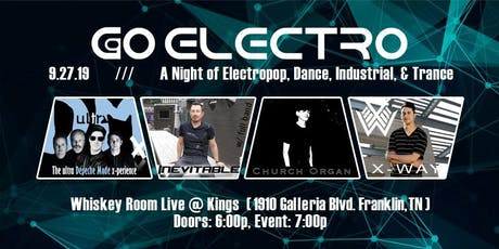 GO ELECTRO featuring Ultra DMx tickets