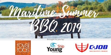 YoungShip BBQ-  Thursday, 19th September- C-Job & Royal Roos tickets