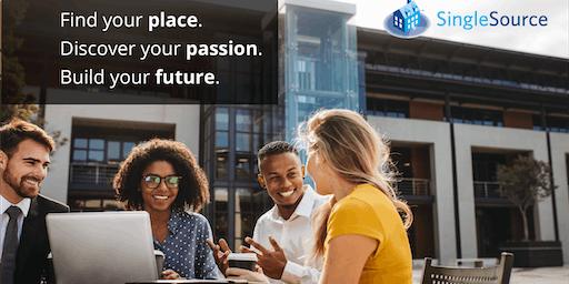 SingleSource Careers Open House