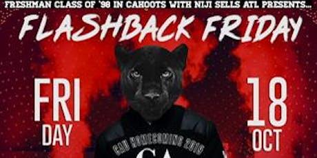 CAU Homecoming   Flash back Friday @ MBar tickets